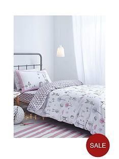bianca-cottonsoft-nordic-print-fitted-sheetnbsp