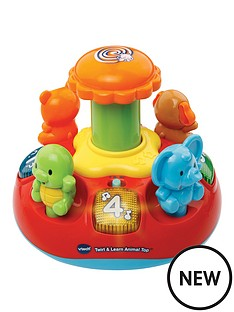 vtech-spin-amp-learn-top