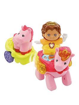 Vtech TootToot Friends Kingdom Princess Addie And Her Unicorn