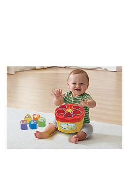 Vtech Vtech Baby Sort And Discover Drum Picture