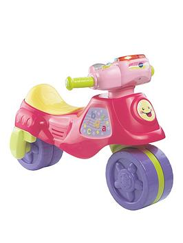 Vtech 2 In 1 Tri To Bike Pink