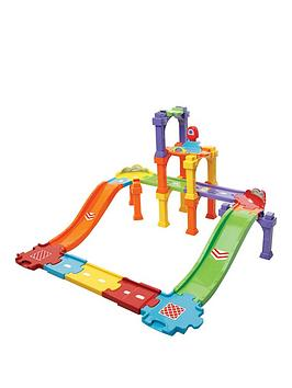 Vtech Vtech Baby Toot Toot Drivers Ultimate Track Set