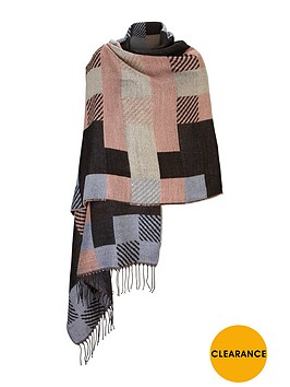 warehouse-plaid-blanket-scarf