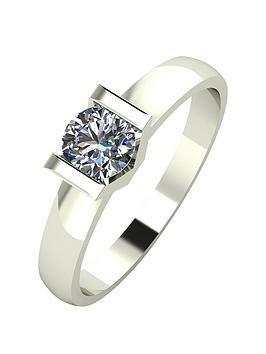 moissanite-9ct-gold-12ct-eq-total-tension-set-moissanite-ring