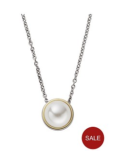 skagen-two-tone-plated-pearl-pendant