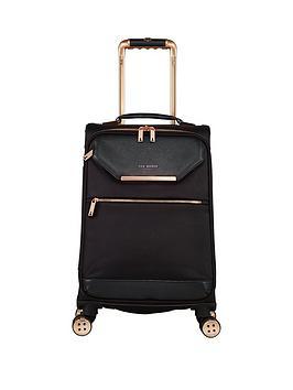 ted-baker-albany-4-wheel-trolley-cabin-case