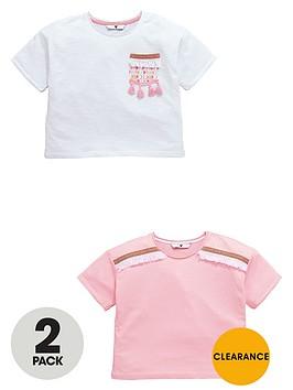 v-by-very-girls-aztec-tassel-boxy-t-shirts-2-pack