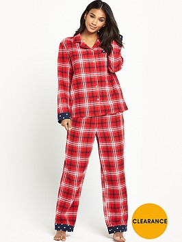 v-by-very-winter-check-button-through-pj-red-check