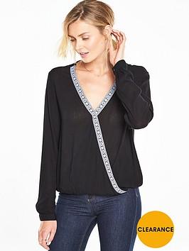 v-by-very-wrap-trim-blouse