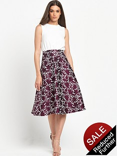 ax-paris-fit-and-flare-dress
