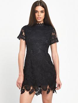 ax-paris-high-neck-lace-dress