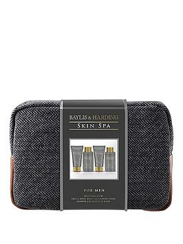 baylis-harding-mens-skin-spa-wash-bag