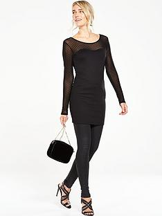 v-by-very-spot-mesh-long-sleeve-tunic