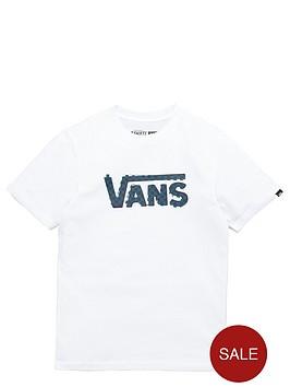 vans-older-boys-classic-checker-t-shirt-white