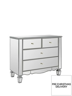 ideal-home-miragenbspmirrored-2-2-drawer-chest