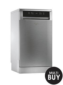 whirlpool-adp301ix-10-place-slimline-dishwasher-stainless-steel
