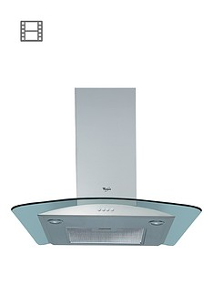 whirlpool-akr694ukix-60cm-built-in-curved-glass-cooker-hood-stainless-steel