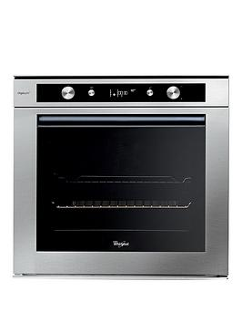 whirlpool-fusion-akzm6540ixl-built-in-electric-single-oven-stainless-steel