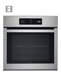 whirlpool-akz6270ix-built-in-electric-single-oven-stainless-steel