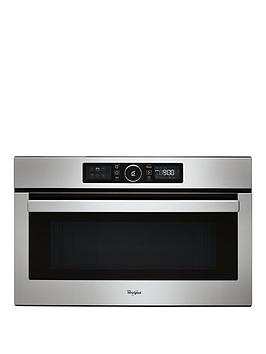 whirlpool-absolute-amw730ix-built-in-microwave-stainless-steel