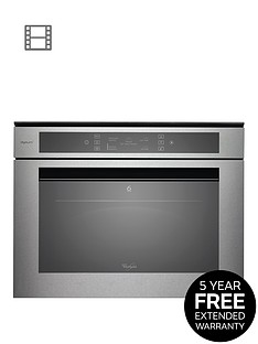 whirlpool-fusion-amw850ixl-built-in-microwave-stainless-steel