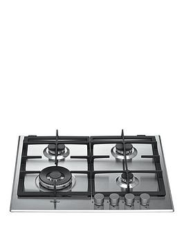 Whirlpool Absolute Gma6422Ix BuiltIn Gas Hob  Stainless Steel