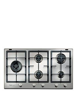 Whirlpool Fusion Gmf9522Ixl BuiltIn Gas Hob  Stainless Steel