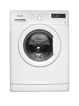 whirlpool awoe7143 built in 7kg load 1400 spin washing. Black Bedroom Furniture Sets. Home Design Ideas