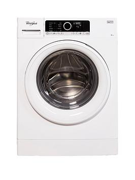Whirlpool Supreme Care Fscr80410 8Kg Load 1400 Spin Washing Machine  White