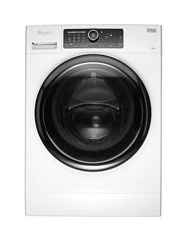 Whirlpool Supreme Care Fscr90430 9Kg Load 1400 Spin Washing Machine  White