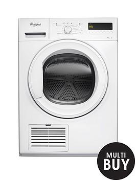whirlpool-ddlx70110-7kg-load-condenser-tumble-dryer-white