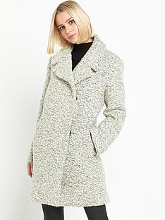 vila-winter-coat-light-grey-marl