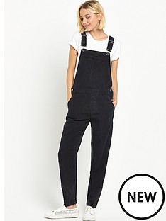 river-island-relaxed-fit-taperednbspleg-dungarees