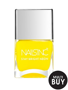 nails-inc-golden-lane-stay-bright-neon-nail-polish-neon-yellownbspamp-free-nails-inc-nail-file