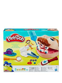 PlayDoh PlayDoh Doctor Drill &039N Fill Set