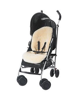 mothercare-sheepskin-pushchair-liner