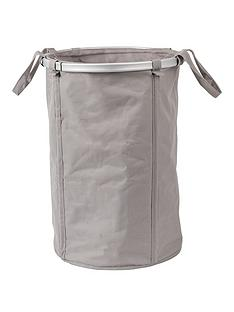 sabichi-foldable-oxford-laundry-bin-putty