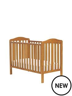 mothercare-darlington-cot-bed-antique