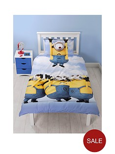 minions-bello-single-duvet-cover-set