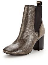 Andie block heel chelsea boot