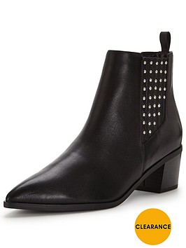 office-amber-stud-detail-chelsea-boot