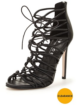 office-sage-caged-heeled-sandal