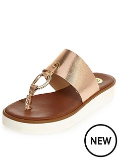 river-island-toe-post-sandal