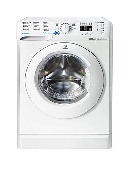Indesit Bwa81683Xw 8Kg Load 1600 Spin Washing Machine  White