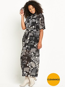 lost-ink-curve-animal-print-shirt-dress
