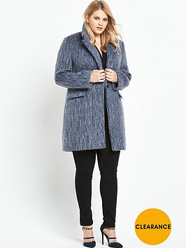 lost-ink-curve-textured-slim-coat-blue