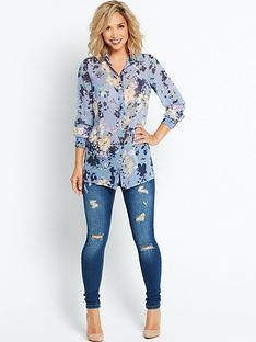 myleene-klass-floral-printed-blouse
