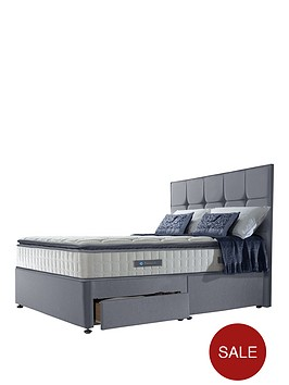 sealy-felicity-1400-pocket-zoned-pillow-top-divan-with-optional-storage