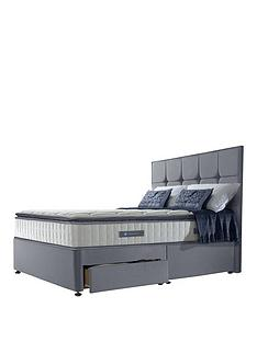 sealy-posturepedic-felicity-1400-pocket-latex-zoned-pillow-top-divan-with-optional-storage