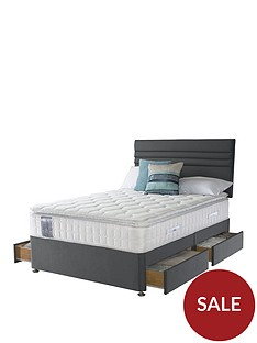 sealy-felicity-1400-pocket-zoned-latex-pillowtop-divan-with-optional-storage